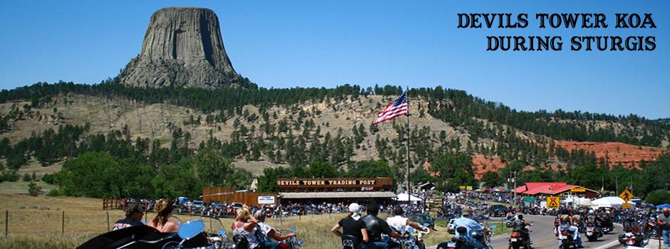 Devils Tower Koa Devils Tower National Monument Wyoming